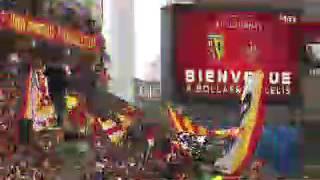 Lens - Brest : L'inside du match (Sujet Canal +)