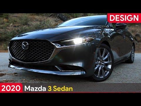 2020 Mazda 3 Sedan (Machine Gray Metallic) - Exterior Design