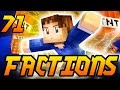 """Minecraft Factions """"THE SOLO RAID!"""" Episode 71 Factions w/ Preston and Woofless!"""