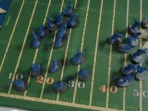 Vintage Roman Gabriel Electric Football Toy Game