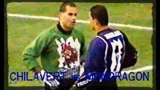 Gran duelo: Chilavert vs Mondragón