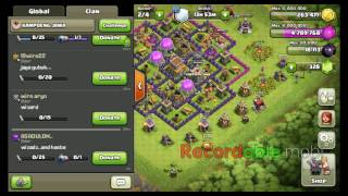"""misteri clash of clans di clans """"yamade"""""""