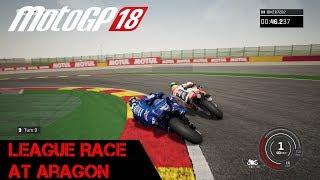 Good Pace - MotoGP Italian Championship Open League Round 14 Aragon (Motogp 18)