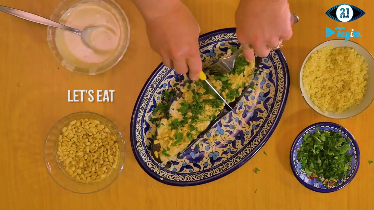 Video Tutorials: How to Make 3 Classic Israeli Dishes