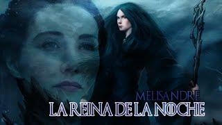 GameOfThrones.- Melisandre The Night's Queen - Juego de Tronos- Teoria