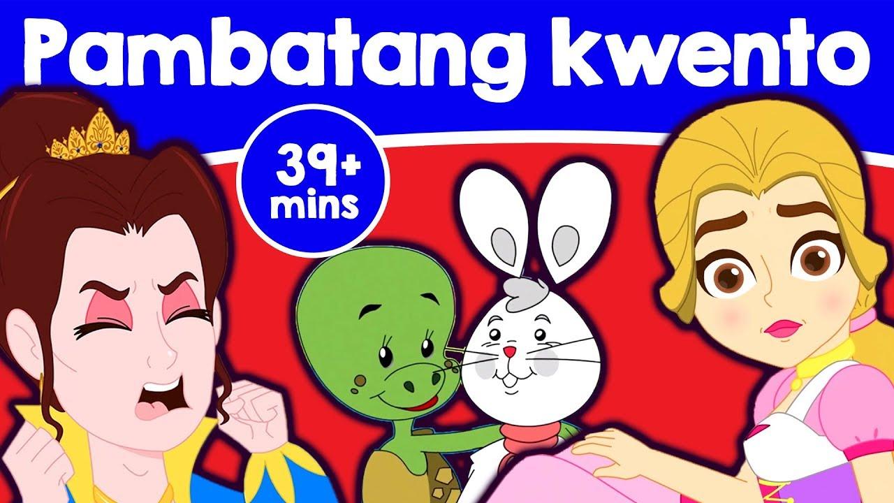 Pambatang kwento - Mga kwentong pambata tagalog na may aral - Kwentong  Pambata