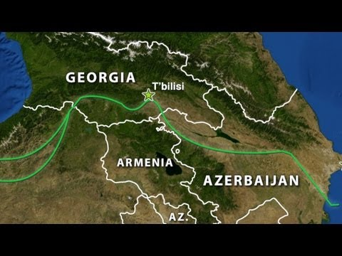 Shifting Geopolitics in the Caucasus