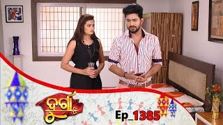 Durga | Full Ep 1385 | 20th May 2019 | Odia Serial - TarangTV