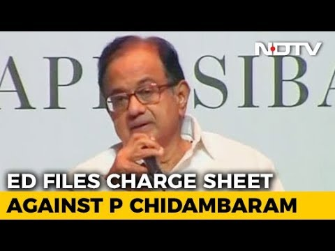 P Chidambaram Charged In Aircel Maxis Case, Is Accused No. 1
