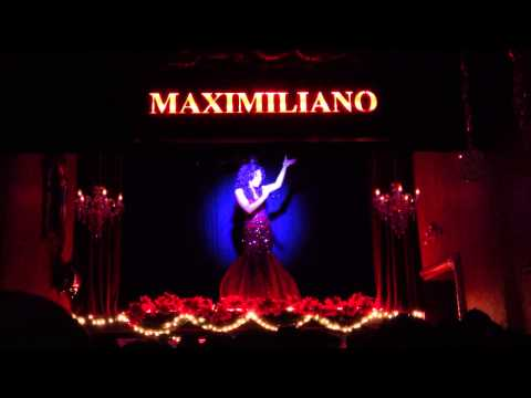 Maximiliano bar-Edith Márquez