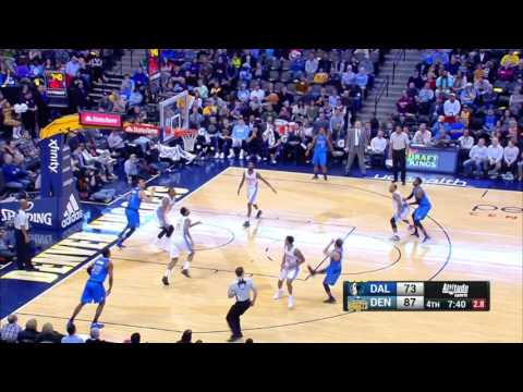 Dallas Mavericks at Denver Nuggets - February 6, 2017