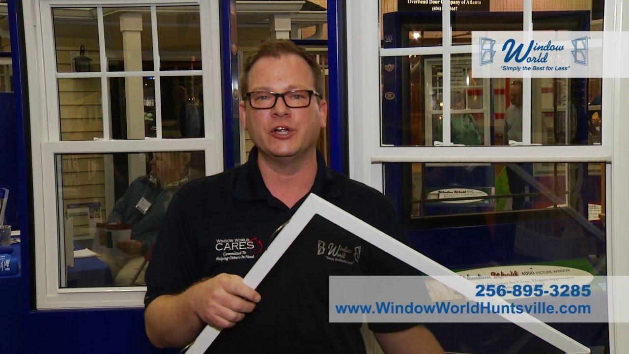 Windshield Replacement Huntsville Al >> Replacement Windows Huntsville Window World Of Huntsville