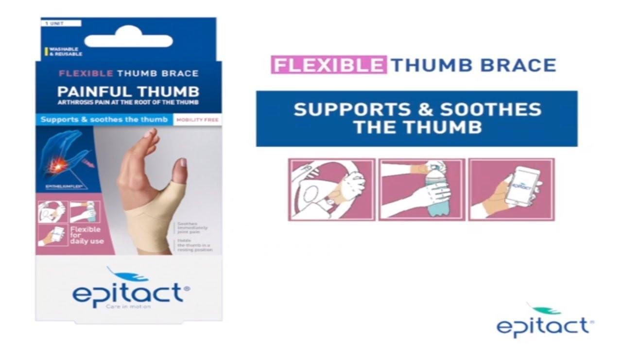 Tutorial | How to Relieve Thumb Arthritis ? | EPITACT