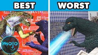 Top 10 Best and Worst Godzilla Games