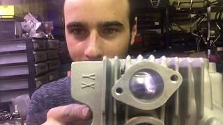 Préparation moteur MBF 160 yx parts 2