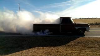 1964 Chevy c10 burnout