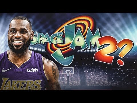 WTF,  SPACE JAM 2 with LEBRON JAMES?