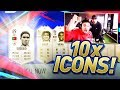 10 ICON SBC PACKS YOU WON T BELIEVE THIS FIFA 19 mp3