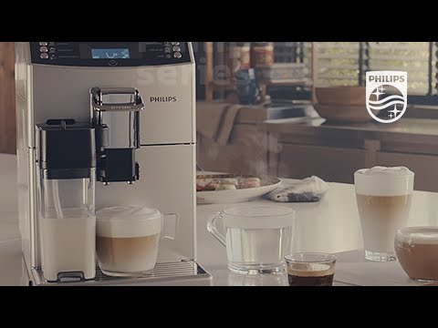 Philips 4000 Series Fullautomatic Espresso Machines - Variety