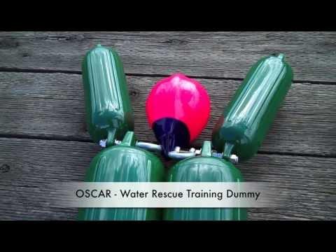 OSCAR - Water Rescue Training Dummy