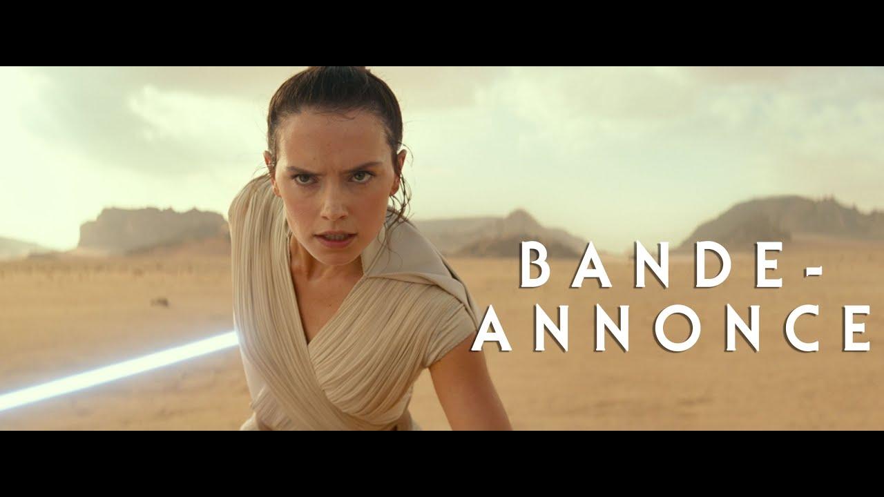 Star Wars : Episode IX - Première bande-annonce (VOST)