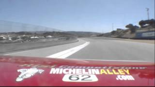 2015 TUSCC - Laguna - 62 Ferrari GTLM Onboard