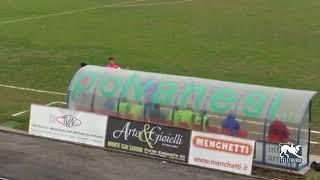 Promozione Girone B Olimpic Sansovino-Pontassieve 0-1