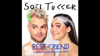SOFI TUKKER - Best Friend feat. NERVO, The Knocks & Alisa Ueno (Official Audio) thumbnail