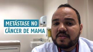 Dor nas de metástase pernas câncer e mama de