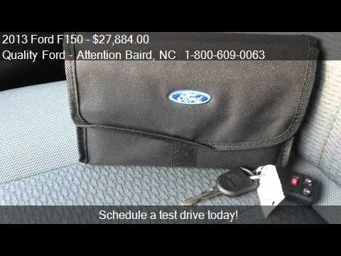 2013 Ford F150 XLT Super Crew 2WD - for sale in Whiteville,
