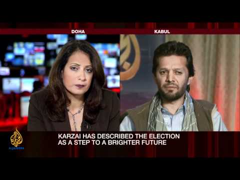 Inside Story - Afghanistan: Credible elections?