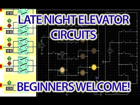 Late night ELEVATOR CIRCUITS - BEGINNERS WELCOME!