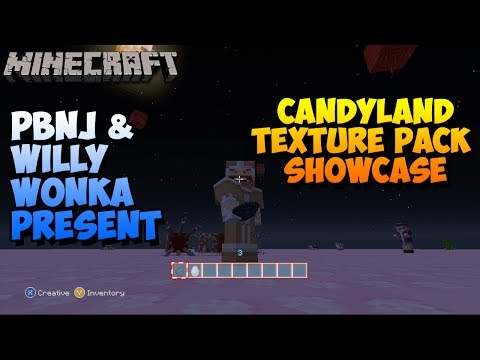 Hilarious @4JStudios Candyland Texture Pack Review and Showc