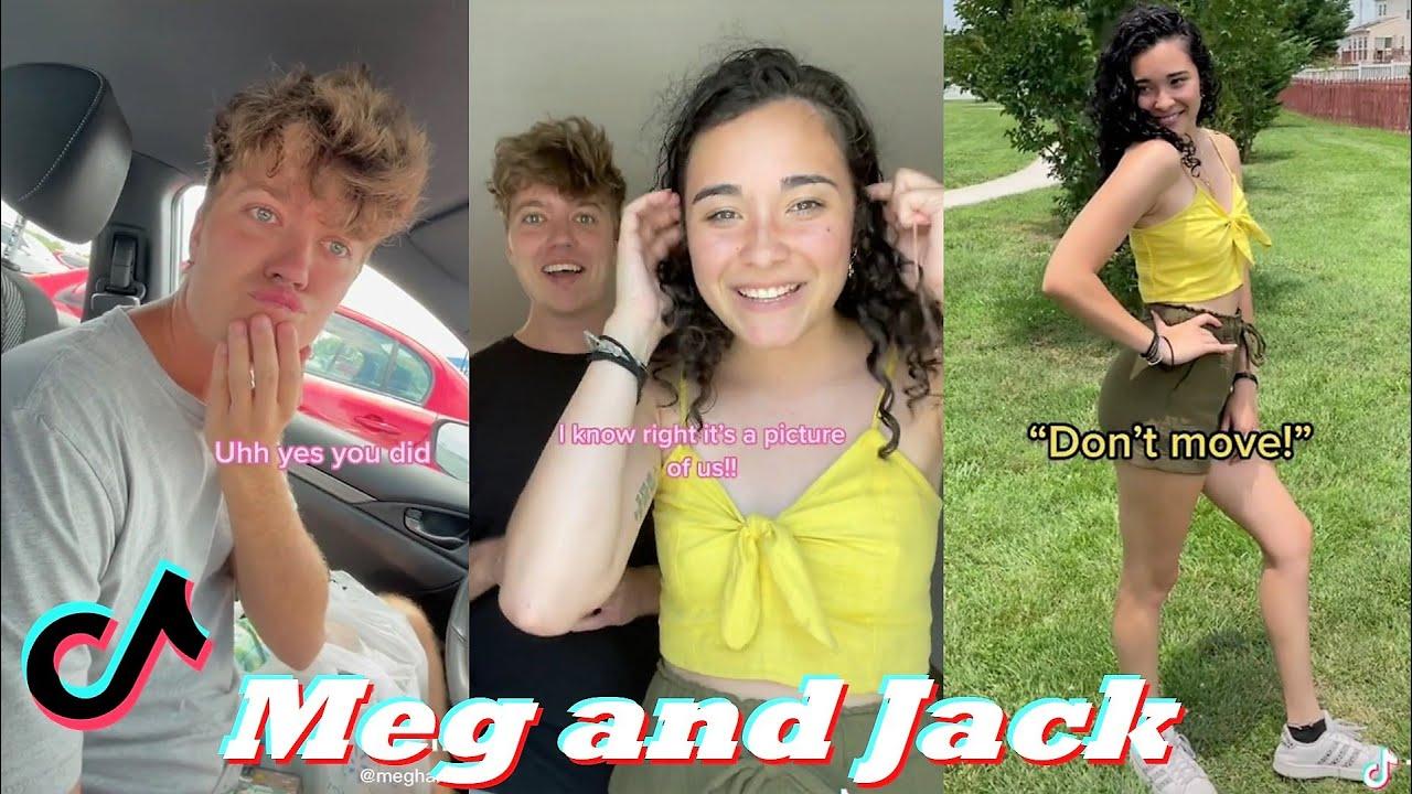 New MeghanAndJack TikTok 2021 | Funny Meghan and Jack TikTok Videos 2021