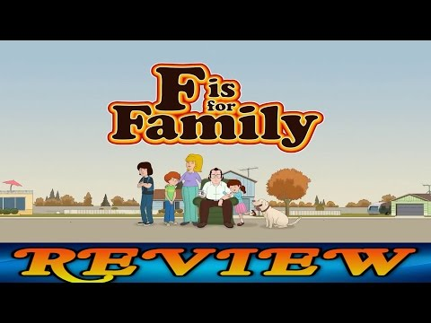 F Is For Family Season 1 Review