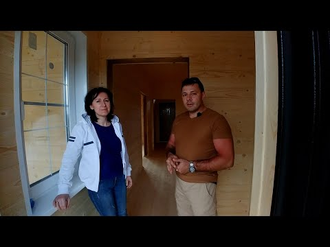 Skd62: Отзыв. Каркасный дом, Рязань.