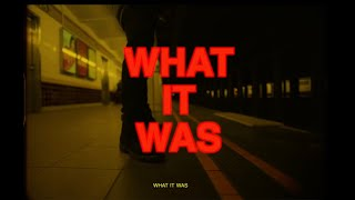 """Lor Sosa """"What It Was"""" (Official Music Video)"""