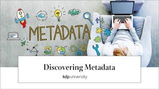 Discovering Metadata