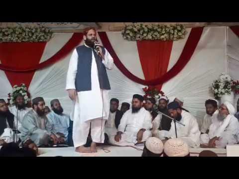 Molana Farooq  Muavia (Very Very Beautiful Kalam) Mera naat likhna b kaam aaygaya ha