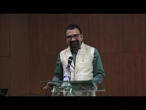 Mindfulness is a powerful tool for cultivating a more peaceful life.   Dr. Pankaj Gupta - IIHMR U