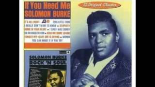 Solomon Burke - Home in your heart