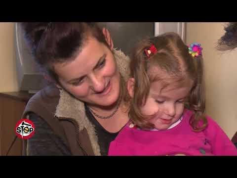 """Stop - """"Stop""""ndihmin familjen Collaku dhe vajzën probleme shëndetësore! (08 janar 2018)"""