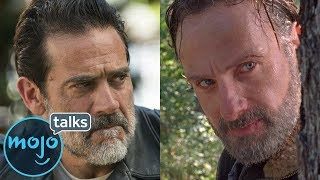 Mojo Reacts - Walking Dead Season 8 Finale