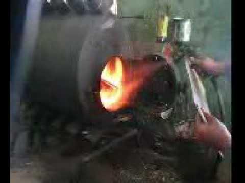 HFO water burning 10, 20, 30, 40, 50% of water