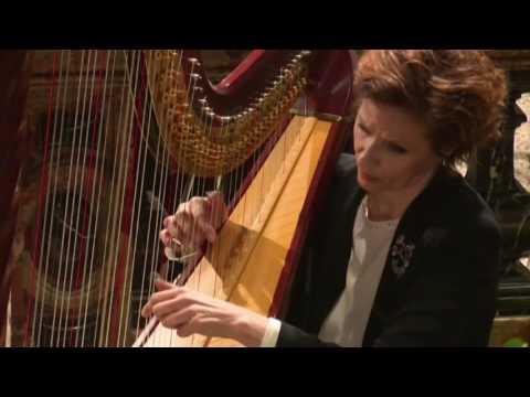 G. F. Händel - Concerto per arpa in si bemolle maggiore, Anna Loro
