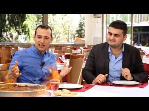 ''Unutulmuş Reçeteler Programı - Türkmax Gurme'' - Hatay Medeniyetler Sofrası