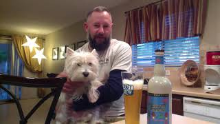 Facebook Live -- Beer - Delirium Tremons -- Cork Pop - Funny - shoot your eye out