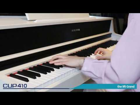 Kurzweil CUP410: Features 1 - Factory Presets Demo
