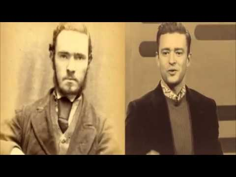 Justin Timberlake and Robbie Williams on the Graham Northon Show  2016