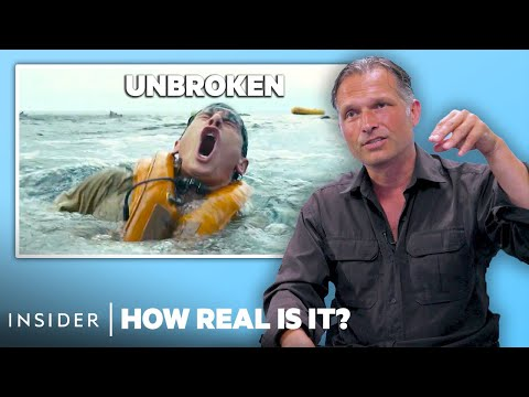 Military Survival Expert Rates 9 Ocean Survival Scenes In Movies And TV   How Real Is It?